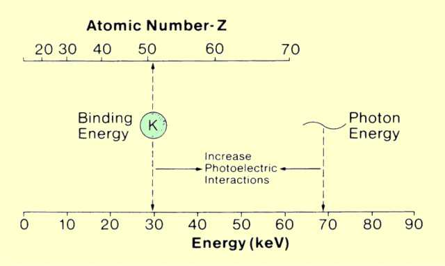 relationship between atomic numbers and radioactivity